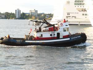 Photo of SEASPAN FOAM ship