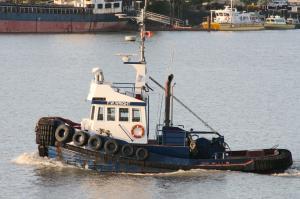Photo of MV FW WRIGHT ship