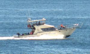 Photo of MARAUDER IV ship