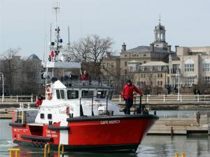 Photo of CCGS CAPE MERCY ship