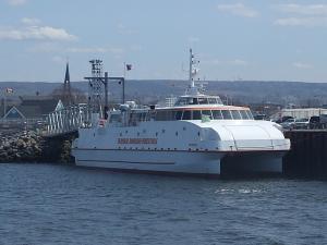 Photo of CNM EVOLUTION ship