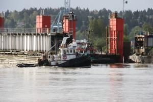 Photo of RN HODDER ship