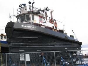 Photo of ISLAND FURY ship