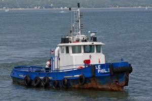 Photo of PHIL D. ship