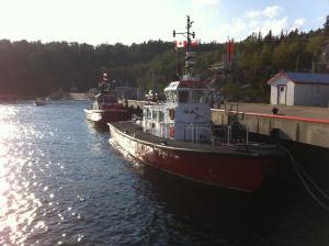 Photo of CHARLEVOIX ship