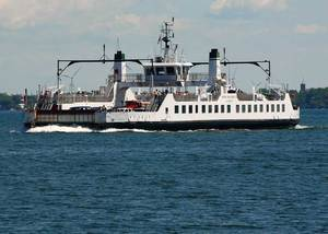 Photo of WOLFE ISLANDER III ship