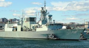 Photo of CANADIAN WARSHIP 332 ship