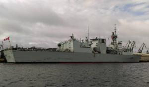 HMCS REGINA 334 (IMO N/A) Photo