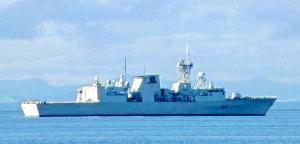 HMCS OTTAWA (IMO N/A) Photo
