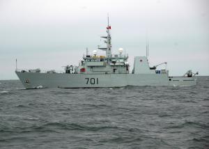 Photo of CDN WARSHIP 701 ship