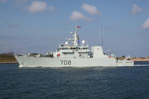 CAN WARSHIP 708 (IMO N/A) Photo