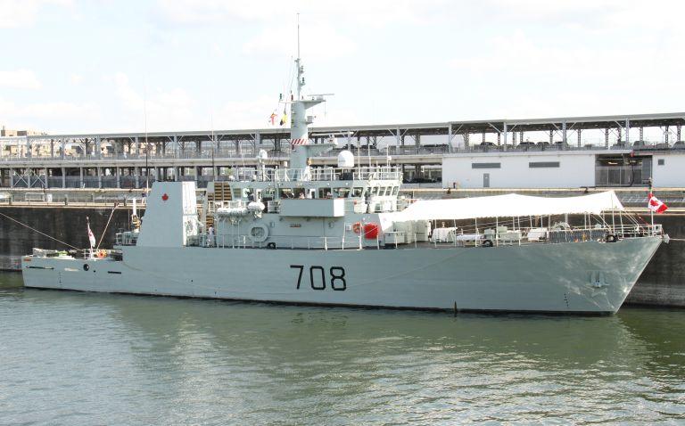 CDN WARSHIP 708 photo