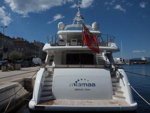 Photo of MIAMAA ship