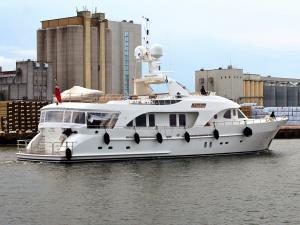 Photo of NIMBUS ship