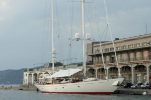 Photo of SY ADELE ship