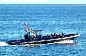 Photo of RIB 45 ship