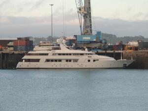 Photo of TACANUYA ship