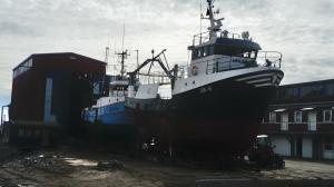 Photo of IKKA ship