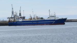 Photo of MAJA E ship