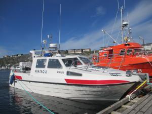 Photo of AVATAQ ship