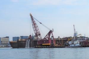Photo of GL54 ship