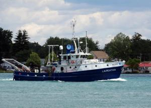 Photo of NOAA LAURENTIAN ship