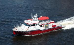 Photo of JACKSONVILLE FIRE ship