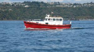 Photo of R/V SEA 3 ship