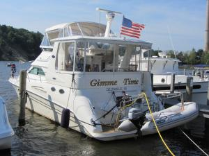 Photo of GIMME TIME ship