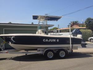 Photo of CAJUN 6 ship