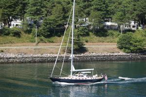 Photo of CIRCE ship