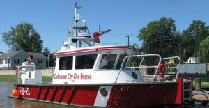 Photo of FIRE BOAT 15 ship