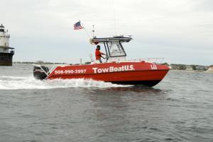 Photo of TOWBOATUS4 ship