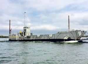 Photo of LINGAYEN GULF LCU ship