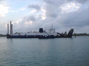 Photo of DREDGE SAVANNAH ship