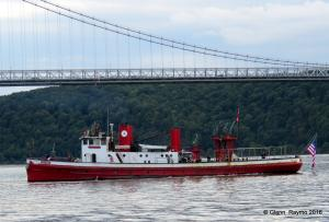 Photo of JOHN J HARVEY ship