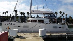 Photo of ARIA'S SONG ship