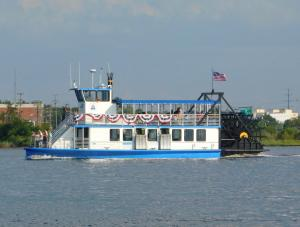 Photo of ERF IV ship