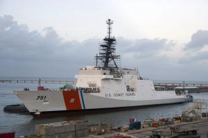 Photo of CG WAESCHE ship