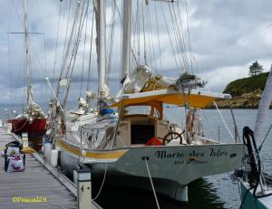 Photo of MARIE DES ISLES ship