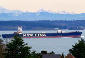 Photo of NYK DAEDALUS ship