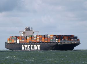 Photo of NYK ADONIS ship