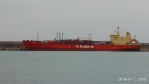 Photo of ANDESGAS ship
