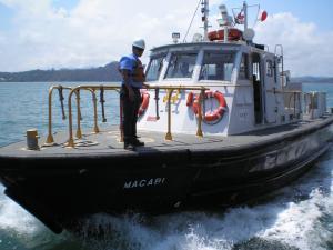 Photo of MACABI ship