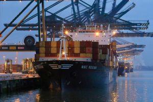 Photo of MSC REGINA ship