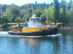 Photo of WESTRAC II ship