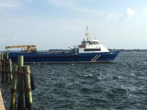 Photo of LUCY D ship