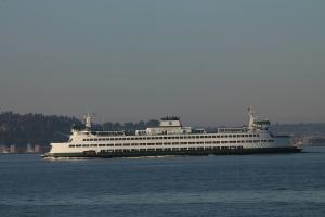 Photo of WSF WENATCHEE ship