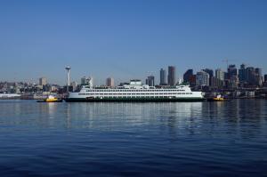 Photo of WSF TACOMA ship