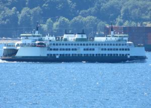 Photo of WSF CATHLAMET ship